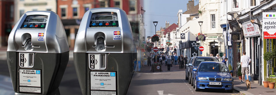 Free Parking in Deal at Christmas