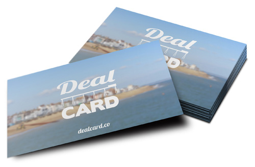 The Deal Loyalty card