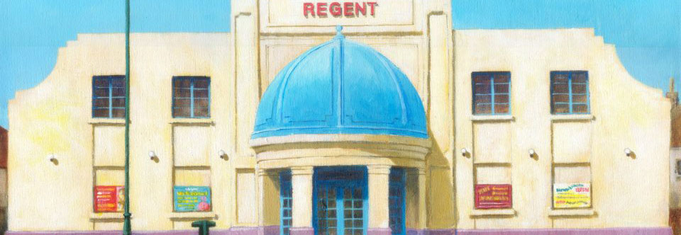 Reopen the Regent campaign to get a Cinema for Deal