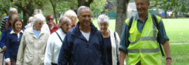 Walking for Health: guided walks in Deal, Kent