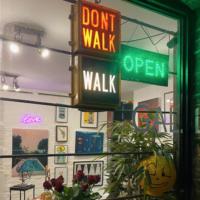 Don't Walk Walk Art Gallery, Deal, Kent