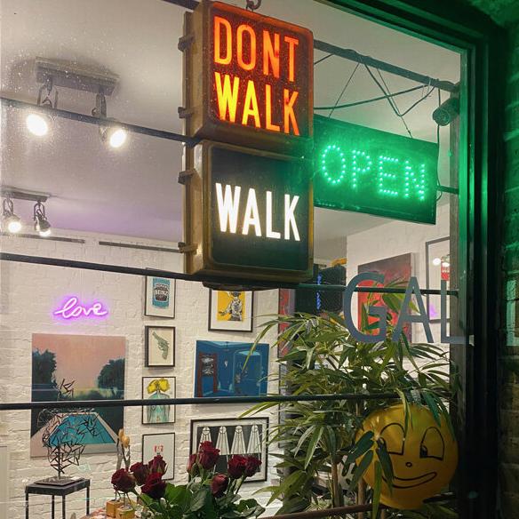 Don't Walk Walk Gallery, Deal, Kent