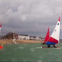 Downs Sailing Club, Deal, Kent