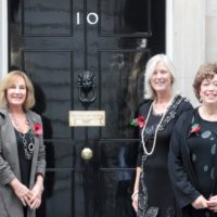 Goodwin Sands campaigners deliver Drop the Dredge petition to 10 Downing Street