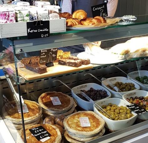 Filberts Gourmet Delicatessen, Deal, Kent