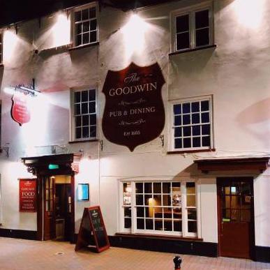 The Goodwin, Deal High Street, Deal, Kent