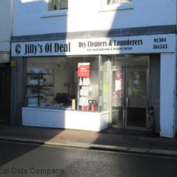 Jilly's Professional Dry Cleaners