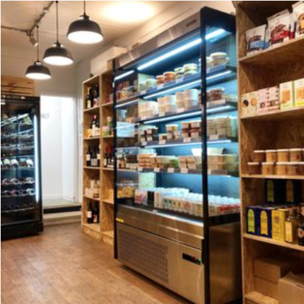 Arno & Co Grocers, Deal, Kent