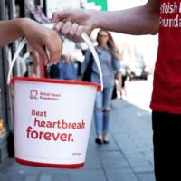 British Heart Foundation, High Street Deal, Kent