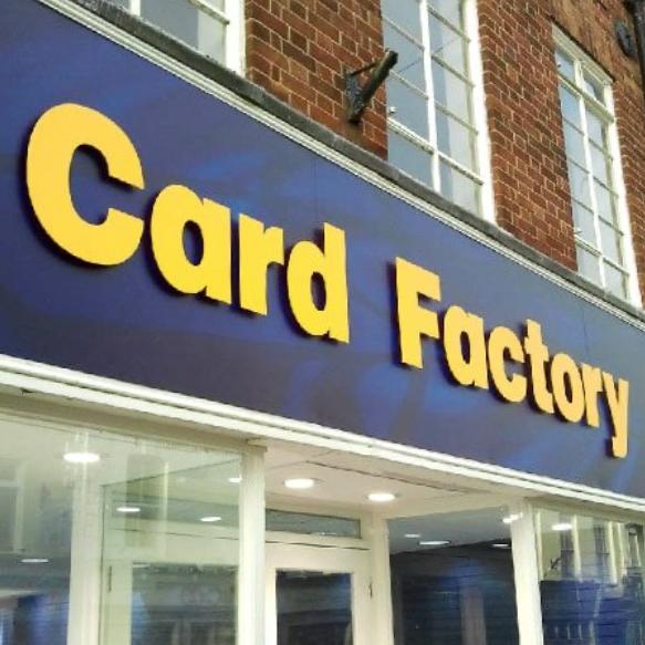 The Card Factory, Deal, Kent