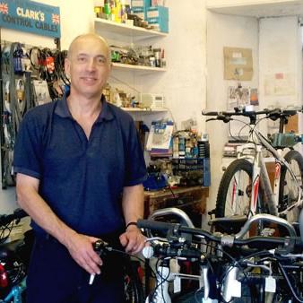 Curwens Cycle Repairs, Deal, Kent