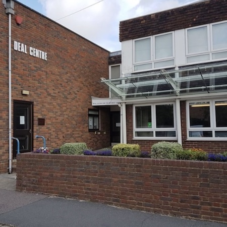 Deal Centre for the Retired, Deal, Kent