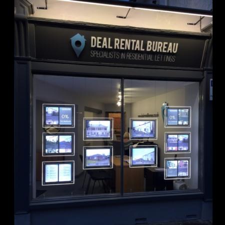 Deal Rental Bureau, Deal, Kent