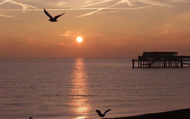 Deal, Sunrise - Pat Wilson