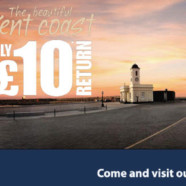 London to Deal for £10 return!
