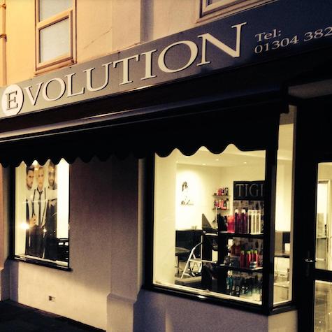 Evolution Hair Salon, Deal, Kent