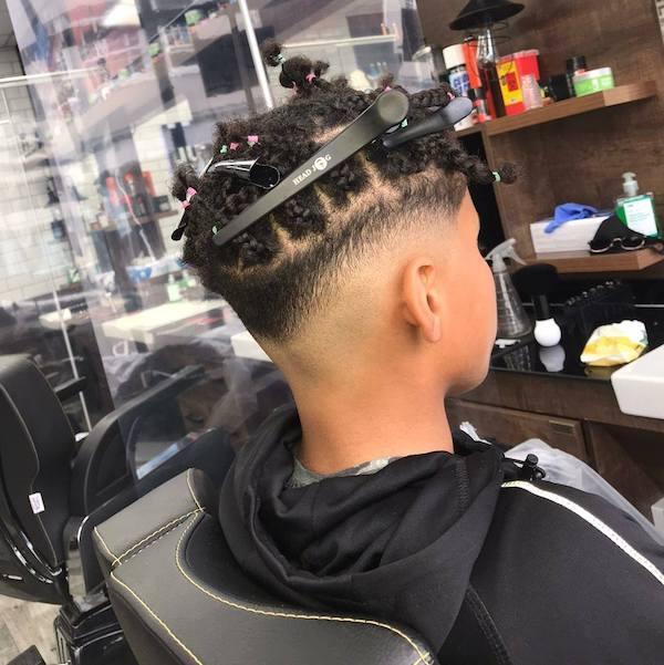 Istanbul Barbers Deal Kent