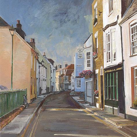 Joanne Harmer Gallery, Deal, Kent