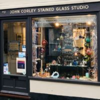 John Corley Stained Glass Studio, Deal, Kent