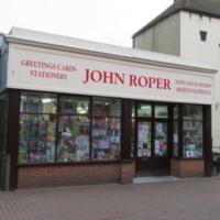 John Roper Stationers, High Street Deal, Kent