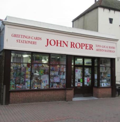 John Roper Stationers, Deal, Kent