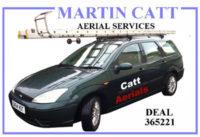 Martin Catt Aerials
