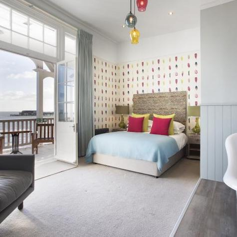 Nelson Room, The Royal Hotel, Deal, Kent