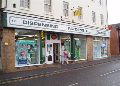 Paydens Pharmacy, Deal, Kent