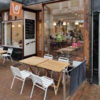 Popup Cafe, High Street Deal, Kent