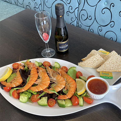 Sea View Fish Restaurant, Deal, Kent