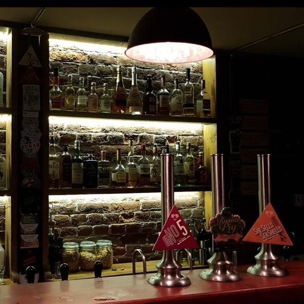 The Bar, High Street, Deal, Kent