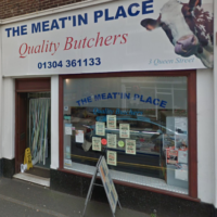 The Meat In Place Butchers, Deal, Kent