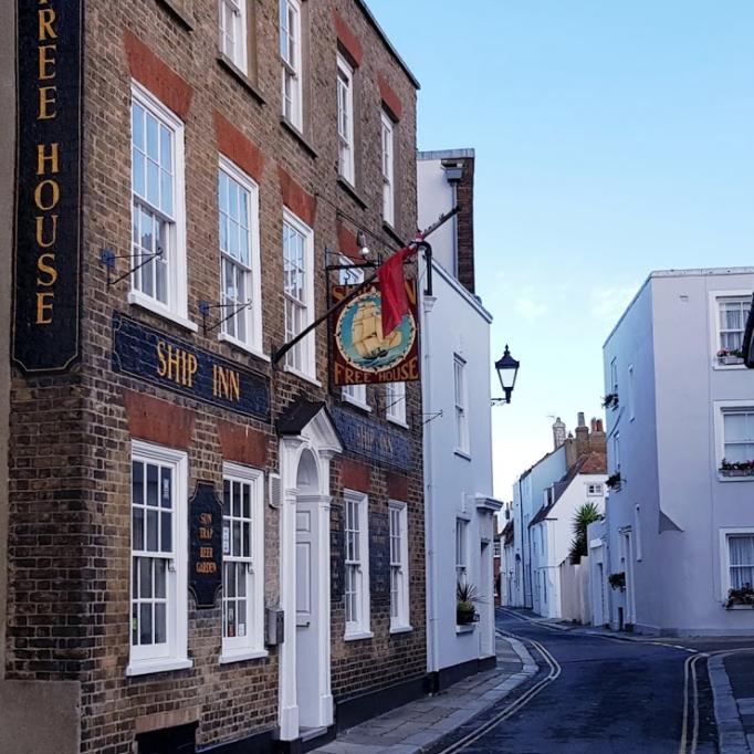 The Ship Inn, Middle Street, Deal, Kent