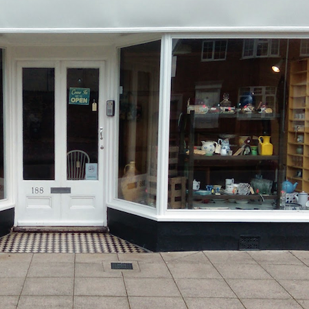 The Shop Front, High Street, Deal, Kent