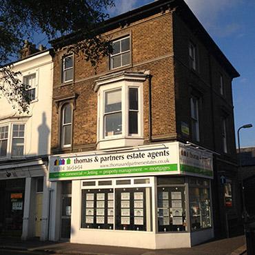 Thomas & Partners, Estate Agents, Deal, Kent