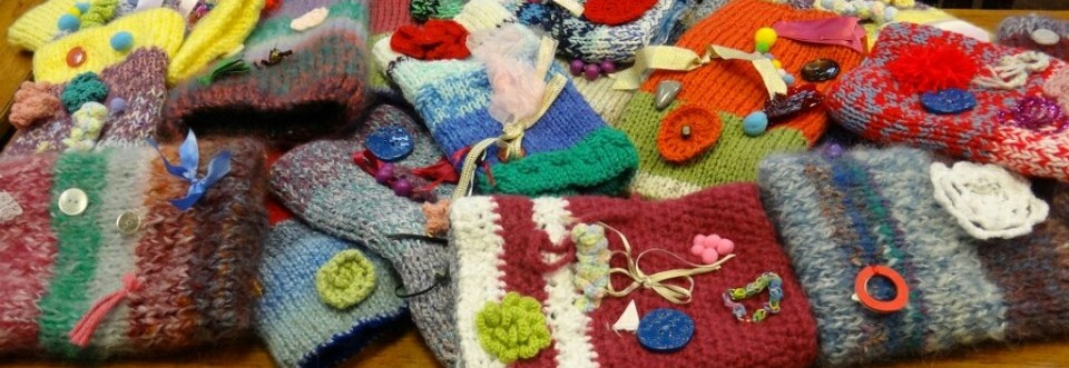 Dementia Twiddle Muffs